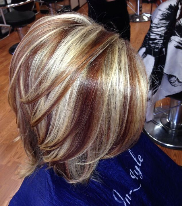 Bob Haircut And Hairstyle Ideas Hair Styles Hair Highlights And Lowlights Short Hair Styles
