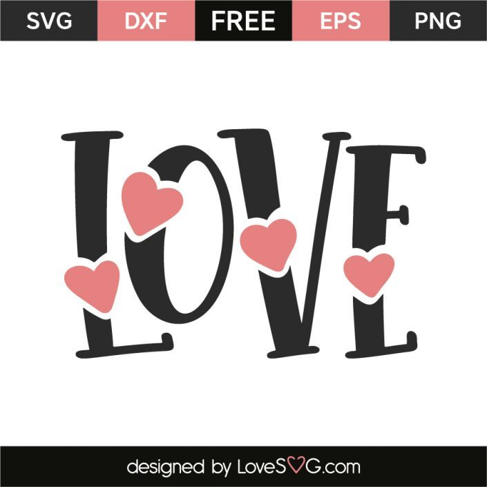 Download Love | Cricut creations, Hand lettering, Valentines diy