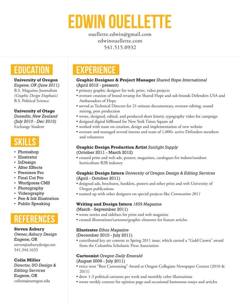10 Brand Ambassador Resume Template Student Resume Template Contract Template Resume Template Professional