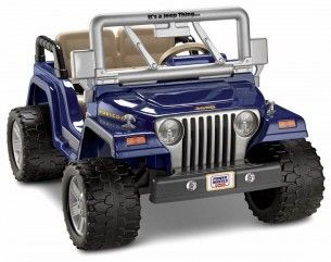 Jeep Wrangler Rubicon The Toy Was As Advertised And The Two