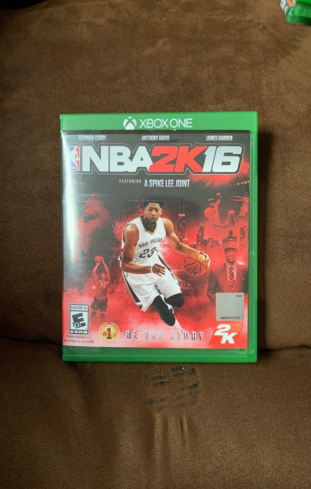 Check Out My Nba 2k16 Xbox One None Nba 2k16 Nba 2k