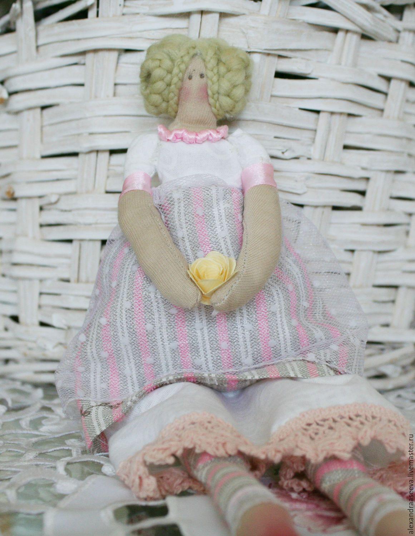 Купить Кукла Тильда Цвета Пудры - бледно-розовый, кукла, кукла Тильда