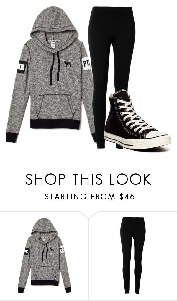 """""""Lazyyyyy"""" by my-closet-23 on Polyvore featuring Max Studio and Converse"""