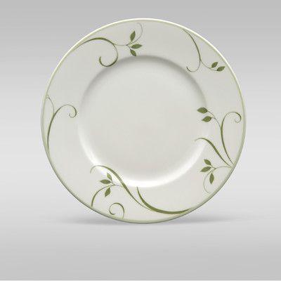 "Noritake Arbour Green 8.5"" Salad Plate"