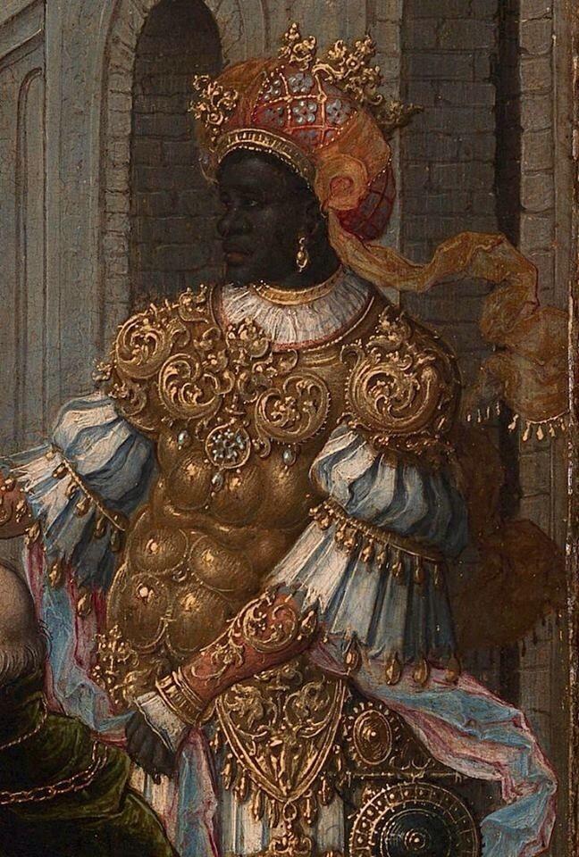 Africa Moors, At its height, Córdova, the heart of Moorish