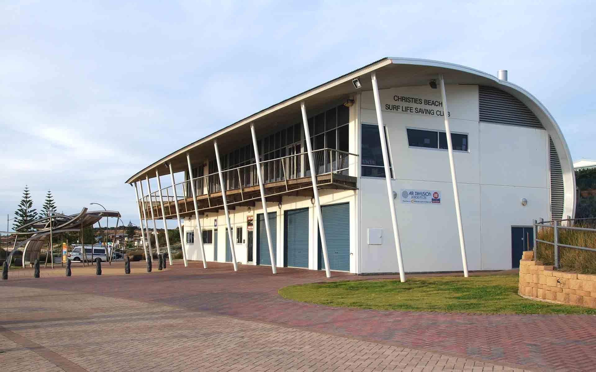 Sneak Peek Backyard At Bondi Bondi Life - Christies beach surf life saving club