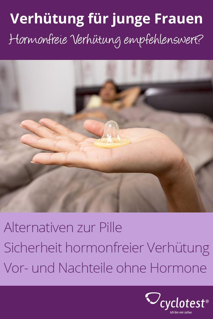ᐅ Hormonfreie Verhütung: Natürlich ohne Pille