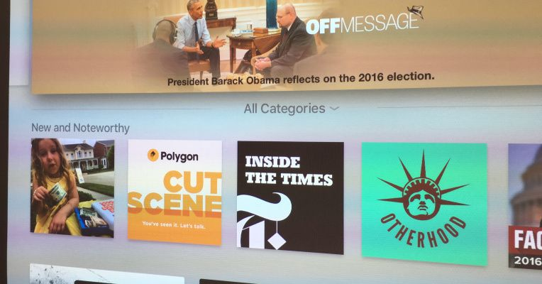 Can podcasting save the world? Apple television, Apple