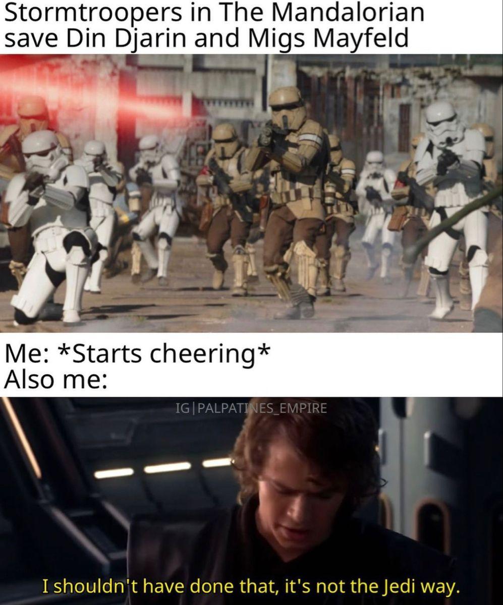 Pin By Nicolas Fernandez On Star Wars In 2021 Star Wars Memes Funny Star Wars Memes Star Wars Humor