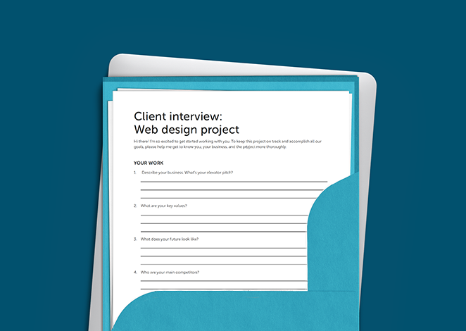 9 Essential Questions You Need To Ask Clients Before Starting A Web Design Project Web Design Web Design Projects Design Projects
