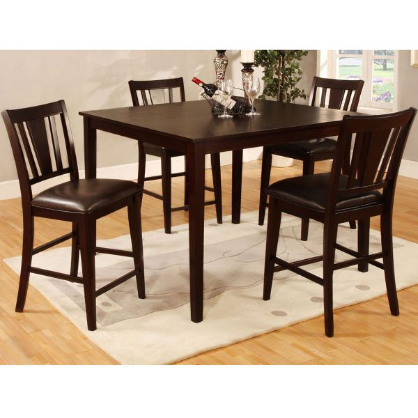 Awesome Magnificent High Top Dining. Counter Height Table SetsWood ...