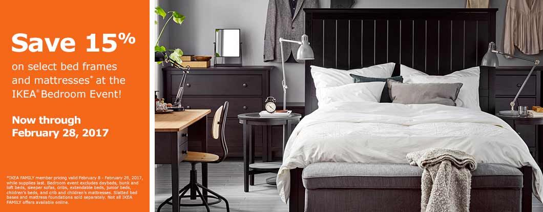 Best Ikea Family Members Save 15 On Select Bed Frames And 400 x 300