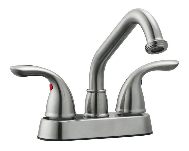 Design House 525147 Ashland Laundry Faucet Satin Nickel | Faucet and ...