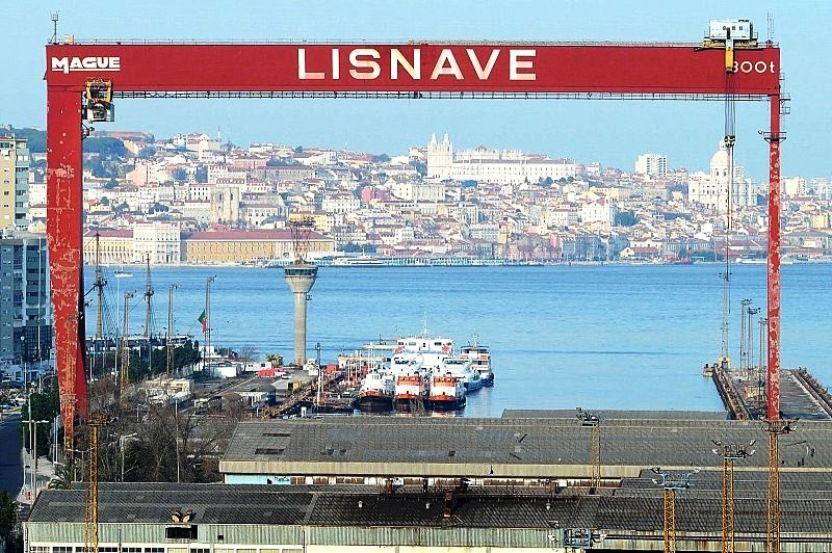 A Lisnave...