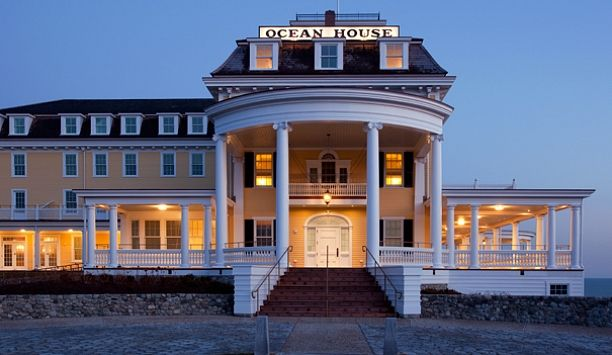 The Ocean House Ocean House New England Homes House