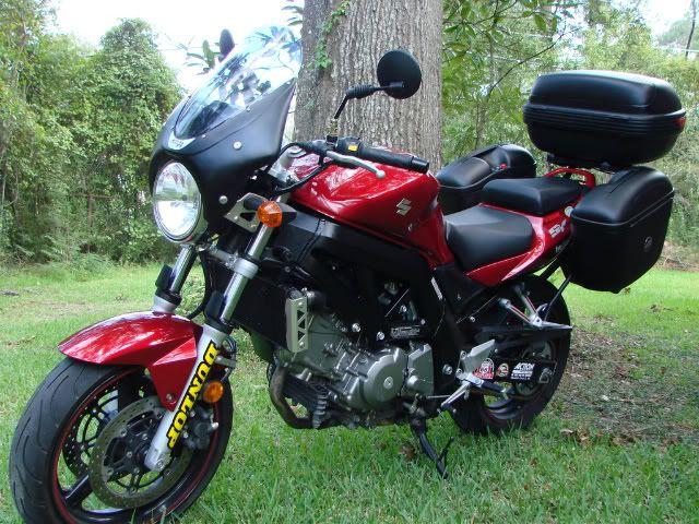 Clean and Simple CBR600 Build - Page 12 - Suzuki SV650