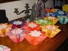 Ravelry: Strikkemarie's paper lanterns