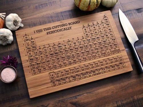 Custom geekery fibonacci spiral custom bamboo cutting board w custom geekery fibonacci spiral custom bamboo cutting board w einstein quote 10x15 christmas gift science student or teacher gift pinterest urtaz Images