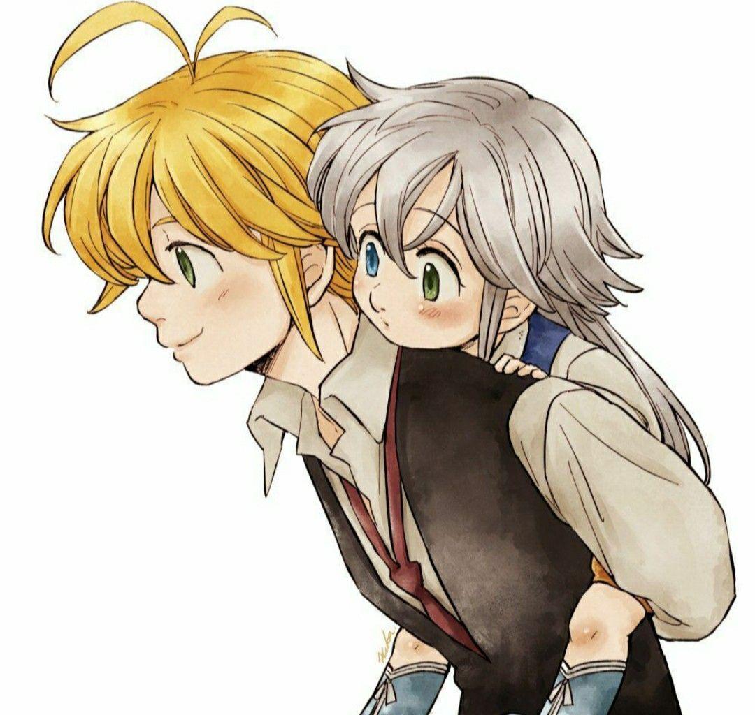 Tristan Nanatsu No Taizai Padre y hijo 🥺 | Seven deadly sins anime, Seven deady sins ...