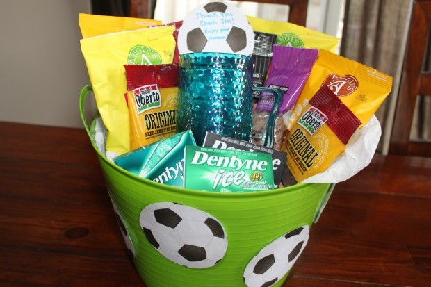 Coach Gift Busy Bugs Soccer Mom Gifts Soccer Mom Gift Basket Mom Gift Basket
