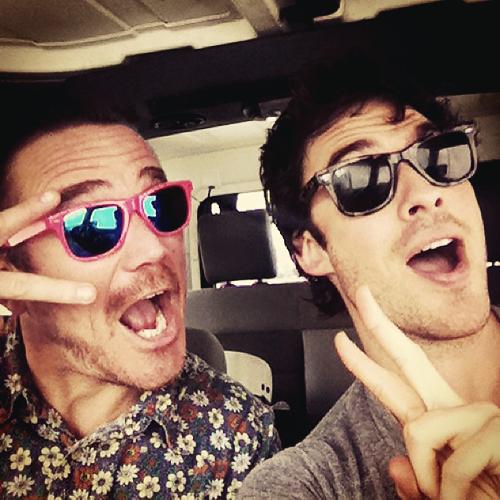 Ian in Mexico ♥