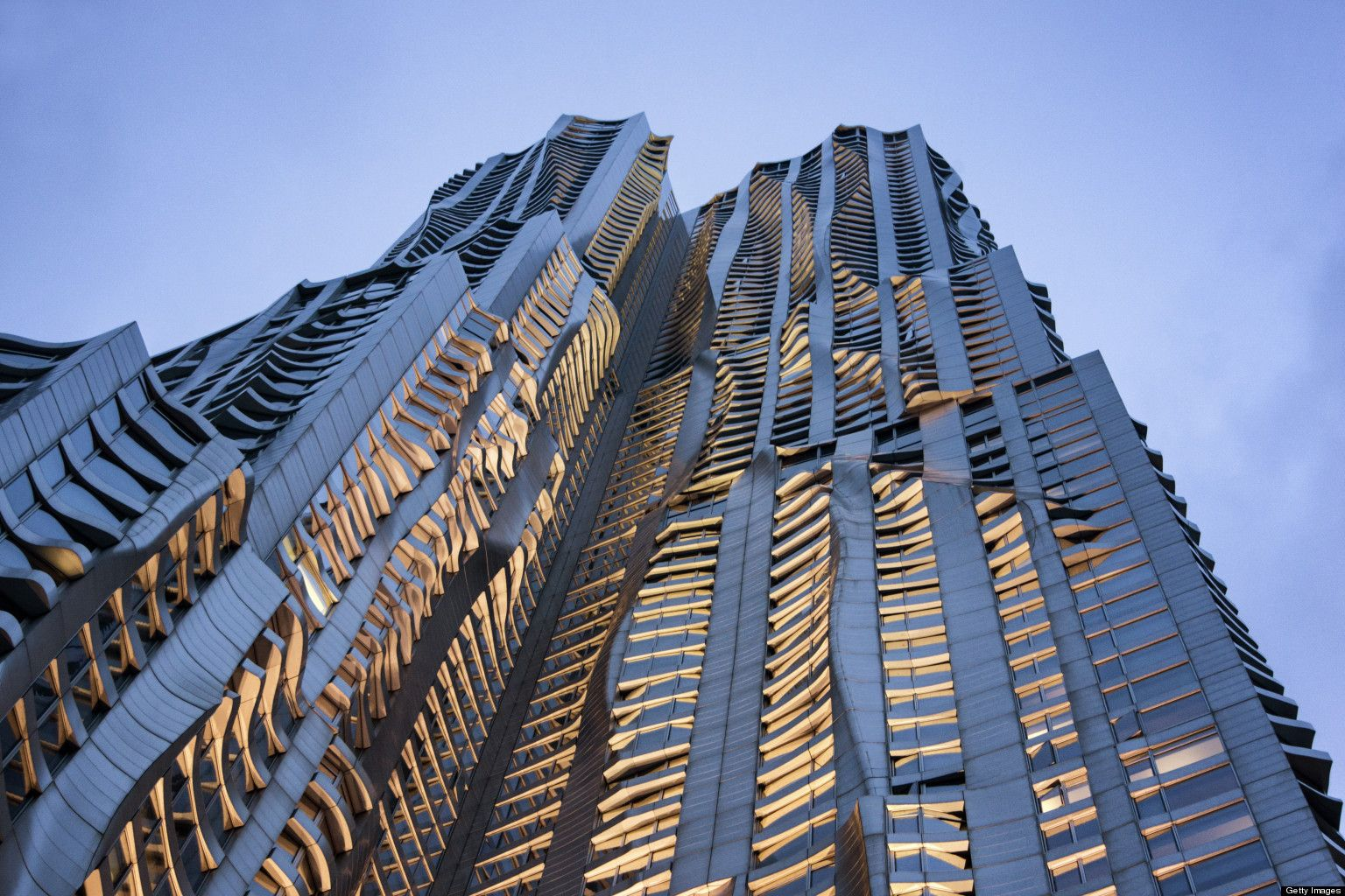 Postmodern Architecture Gehry