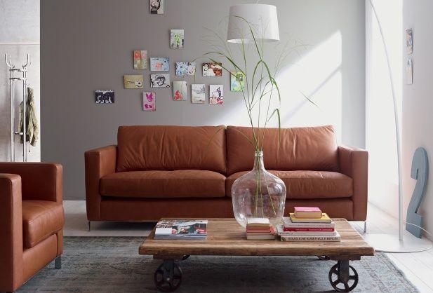 Octopus Möbel-Versand Hamburg Produktübersicht Beistelltisch - wohnzimmer grau rosa