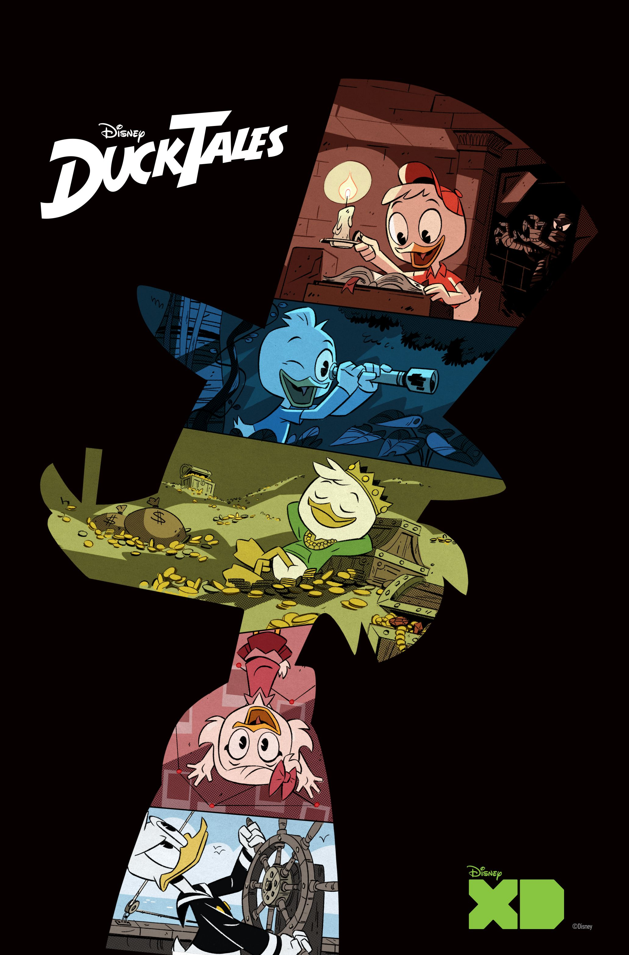 This New DuckTales Teaser Image Makes the 2017 Debut Feel Way Too Far Away   Oh My Disney