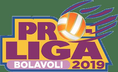 Pro Liga 2019 Logo Photoshop
