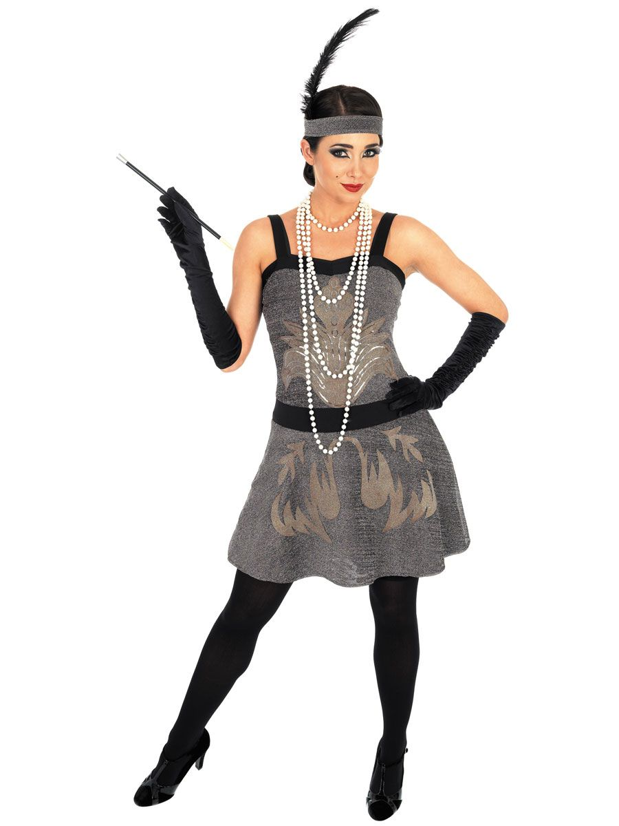 Fashion style Party 1920s dress for woman