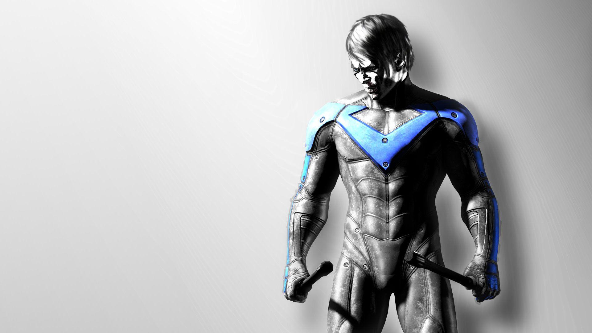 1920x1080 Batman Arkham City Nightwing 1920x1080 Wallpaper