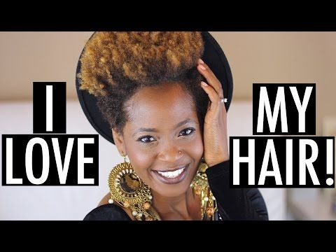 I love my type 4 hair