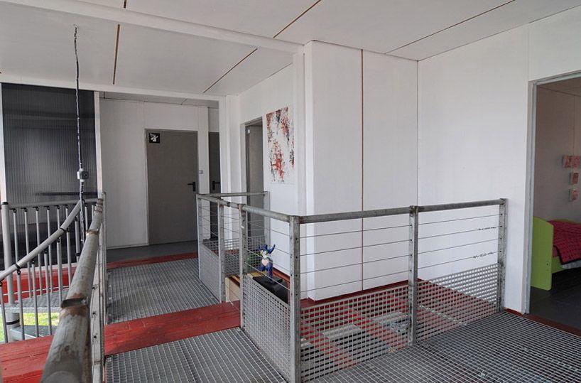 patrick partouche: maison container lille