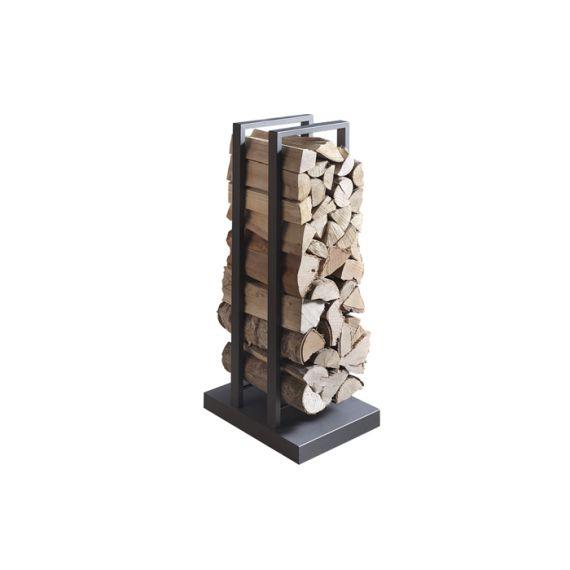 Porte Bûches Stûv مشب Firewood Stand Wood Storage Wood