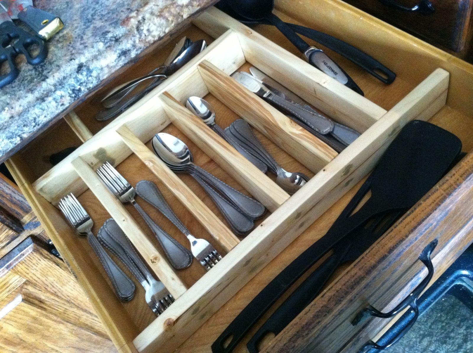 Kitchen drawer organizer kitchen drawer organizer amazon kitchen kitchen drawer organizer solutioingenieria Choice Image