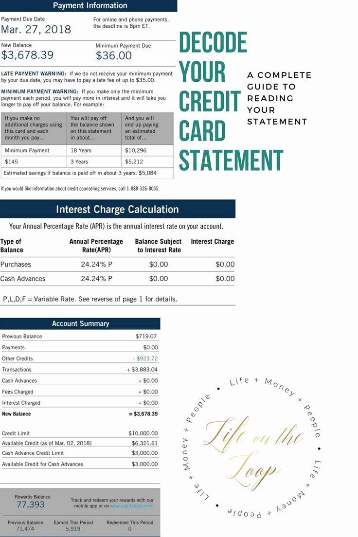 30 Fake Chase Bank Statement Generator in 2020 Credit
