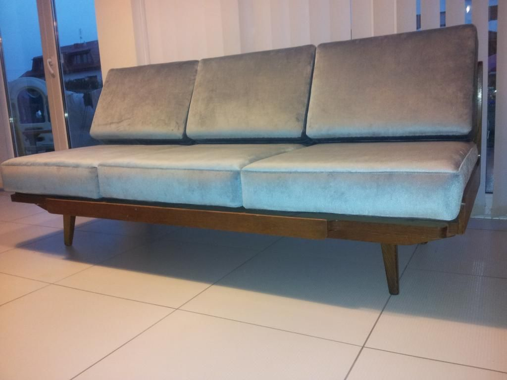 Sofa Prl Loft Vintage Lata 60 Jak Bumerang 5709538791 Oficjalne Archiwum Allegro Furniture Sofa Home Decor