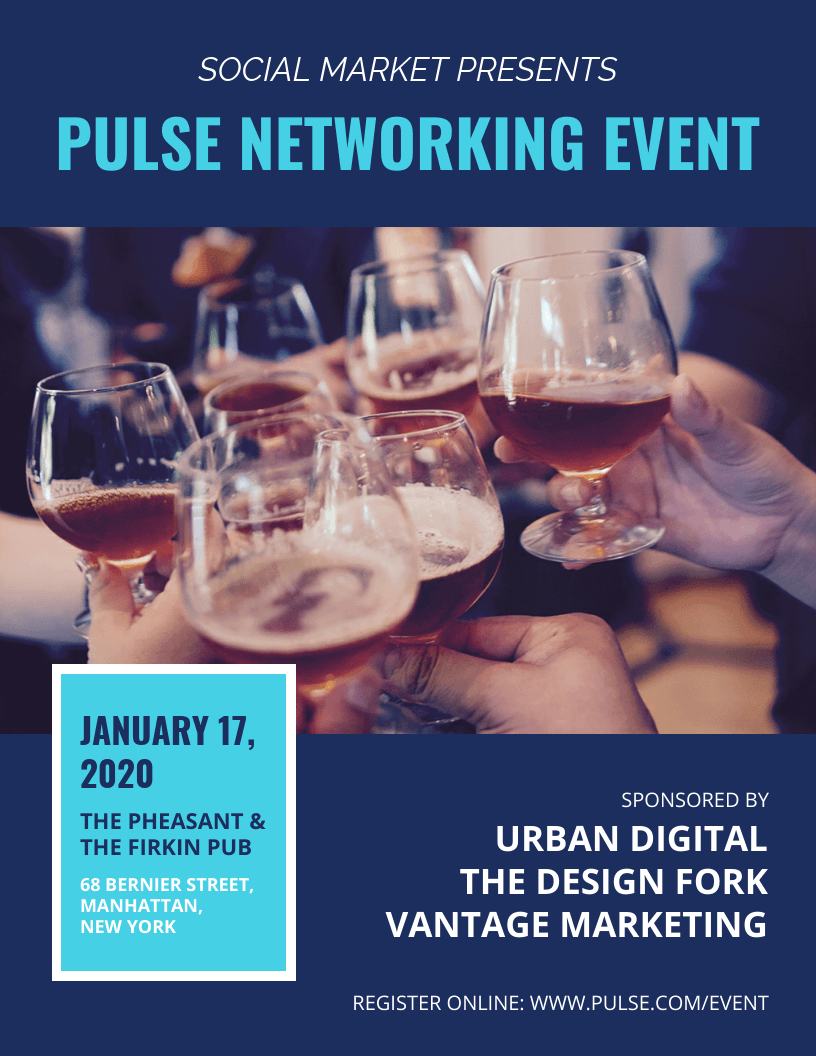 Networking event ideas