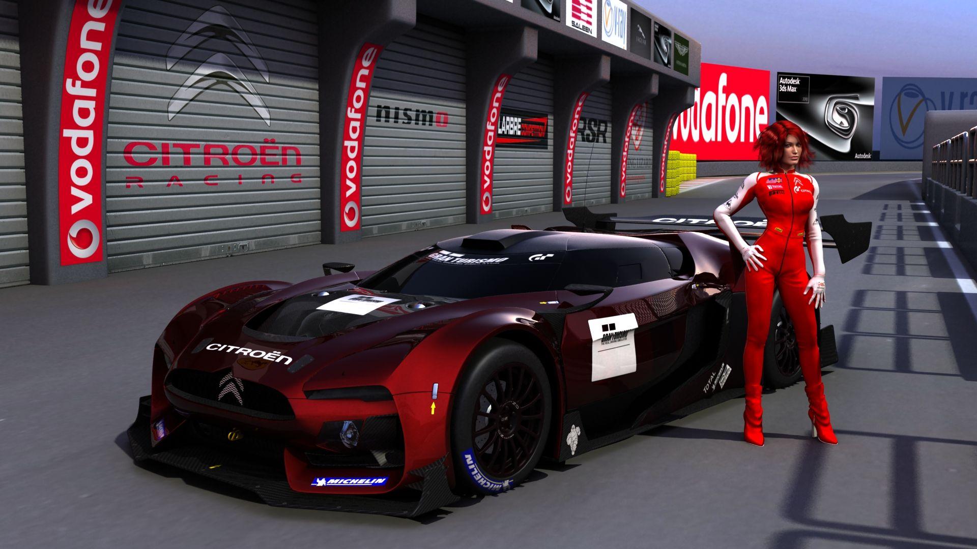 Concept Citroen Citroen Racing Pinterest Cars Race Cars And Art