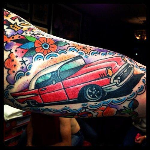 b30aced87f8de Car Tattoos for Men   Car tattoos for men   Car tattoos, Tattoos for ...
