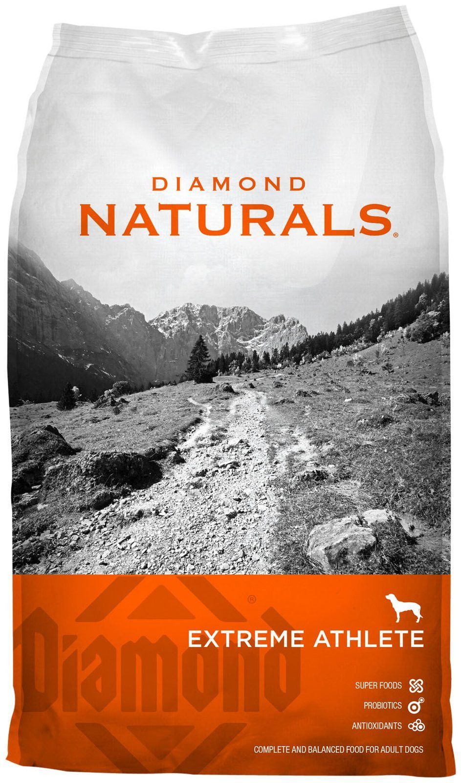 Diamond Naturals Extreme Athlete Dog Dry Dog Food 40 Lbs Dog