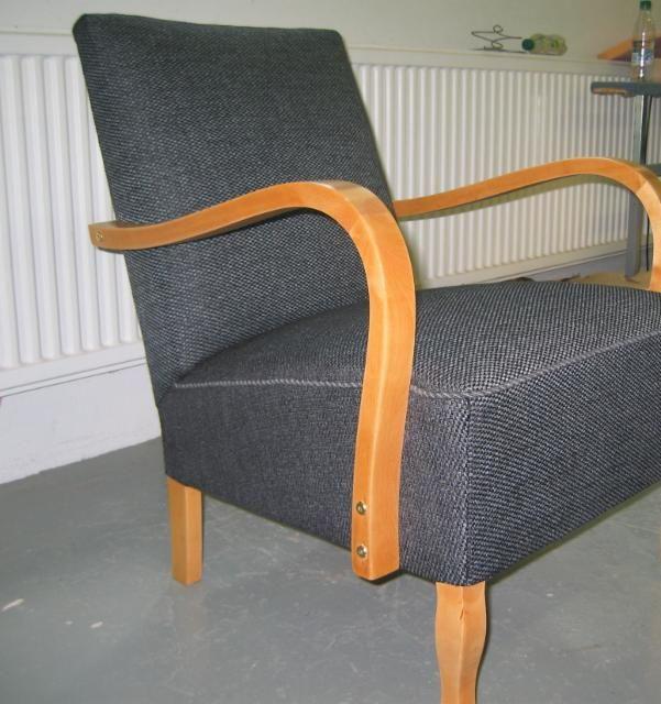 K-tuoli TO täysin uusittuna