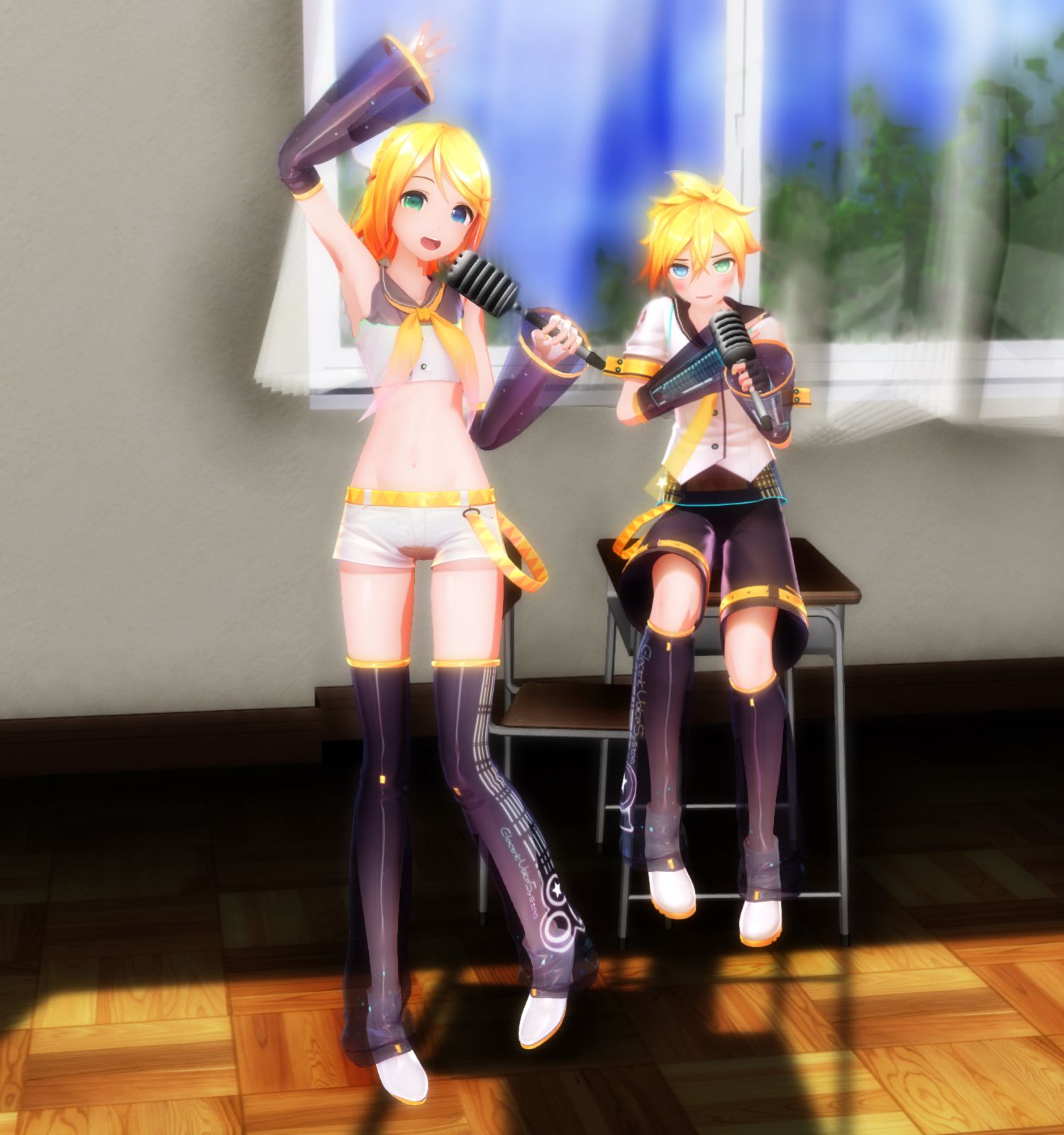Pin by 愛と愛 on Vocaloid Vocaloid, Header image, Rin