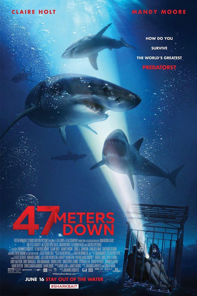 47 Meters Down Uncaged Streaming Vf : meters, uncaged, streaming, Meters, Movies, Online, Free,, Online,, Scary
