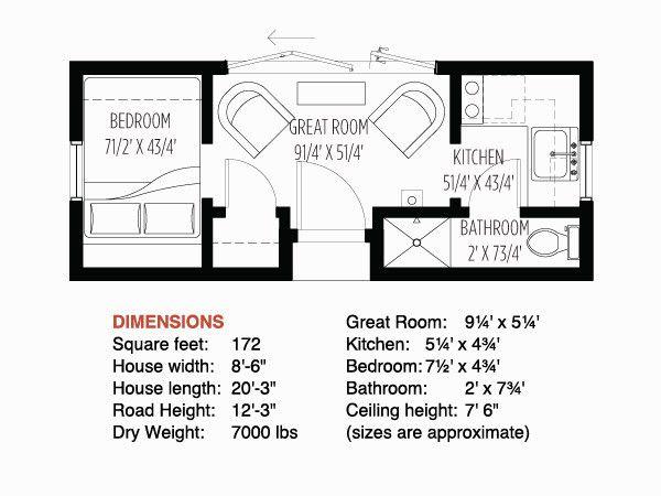 Tiny Home Designs: Tumbleweed Tiny House Company - I Want To