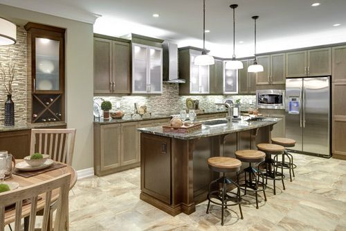 kitchen designers gta we how this kitchen island doubles as a breakfast bar 523