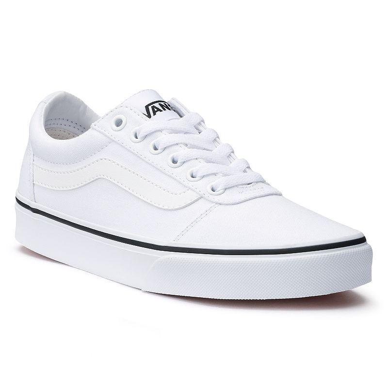 8e72cd7fe64661 Vans Ward Women s Canvas Skate Shoes