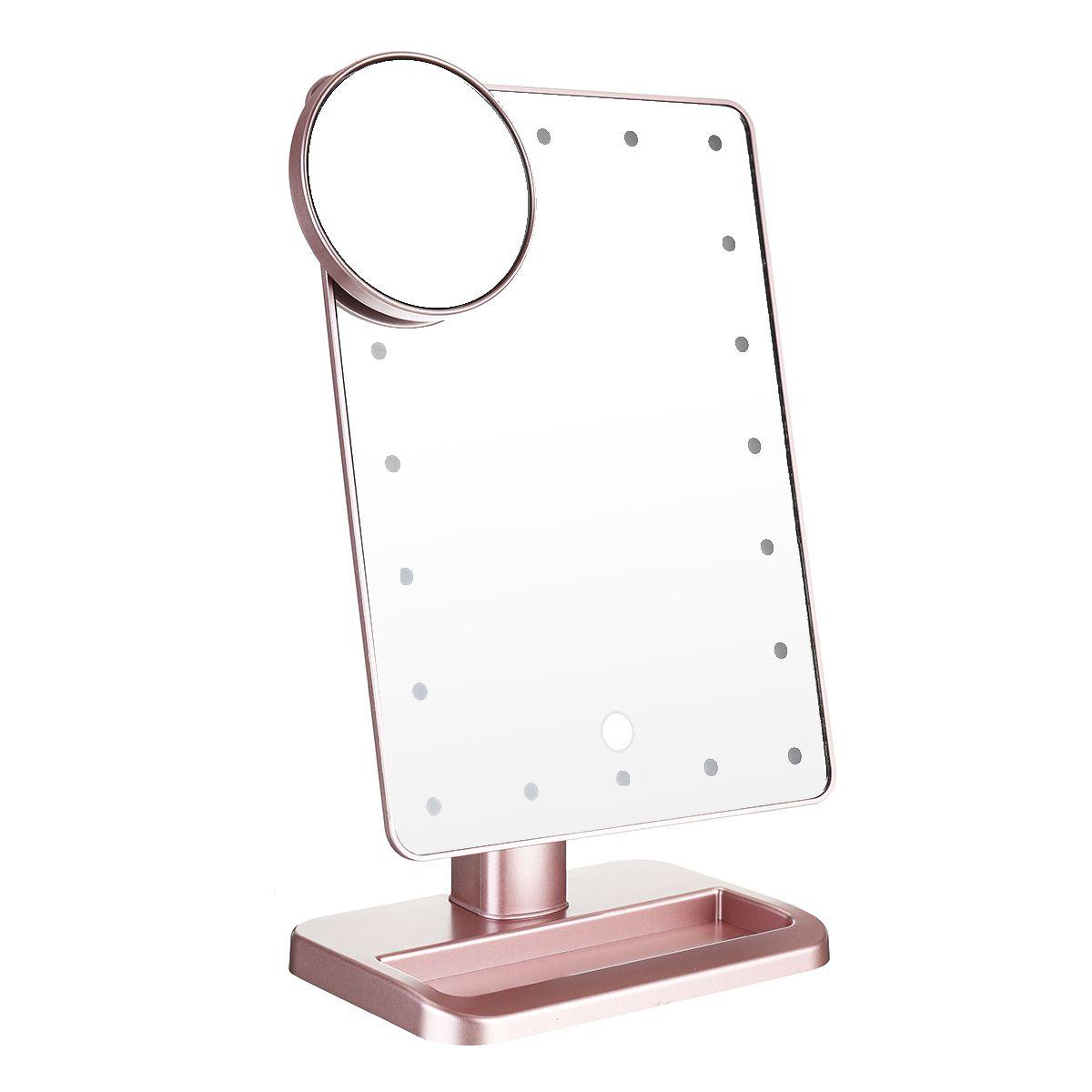 Us 47 63 10 Fache Vergrosserung Led Leichte Make Up Kosmetikspiegel Bluetooth Usb Audio Lautsprecher Badezimmer From Haus Und Garten On Banggood Com Makeup Vanity Mirror Led Lights Shaving Mirror