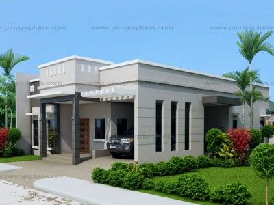 82c64a0f15f3bf0d8fb7b1ec054471a8 rommell is a one storey modern house with roof deck that can be,House Plans With Roof Deck Terrace