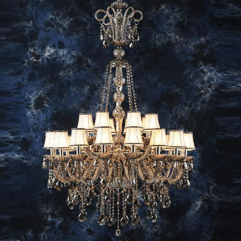 Crystal Chandeliers For Living Room